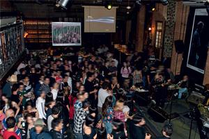 Café Piu Piu guia de bares e baladas rock em São Paulo - RockCine