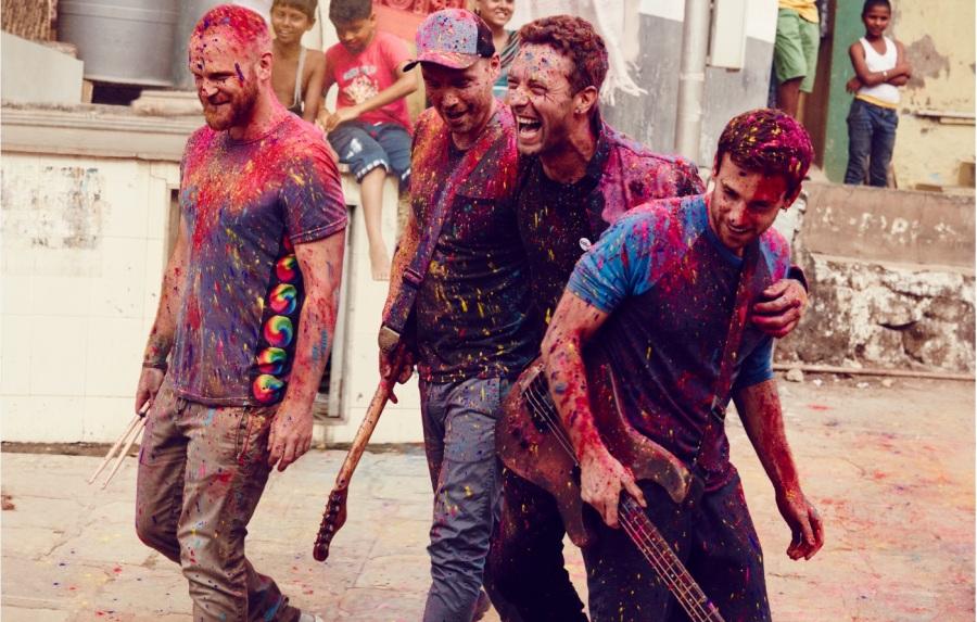 Show Coldplay em São Paulo