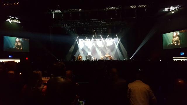 Show da banda Marillion em São Paulo