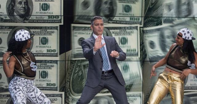 George Clooney em Jogo do Dinheiro