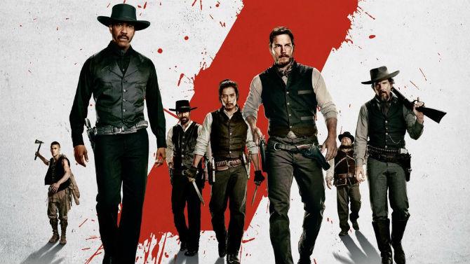 Sete homens e um destino 2016