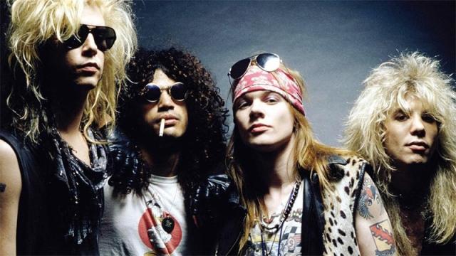 Guns n' Roses 1992