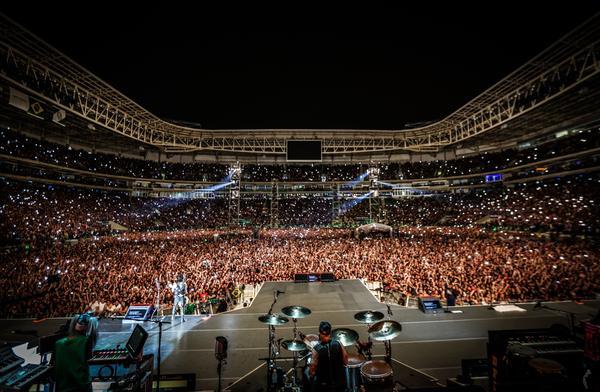 Guns n Roses São Paulo 2016