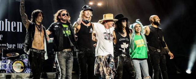 Guns n' Roses São Paulo 2016