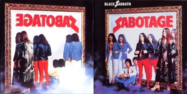Álbum Sabotage - Black Sabbath