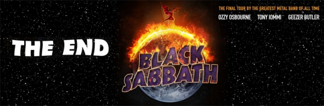 The End - turnê de Black Sabbath