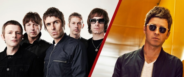 Beady Eye e Noel Gallagher's High Flying Birds