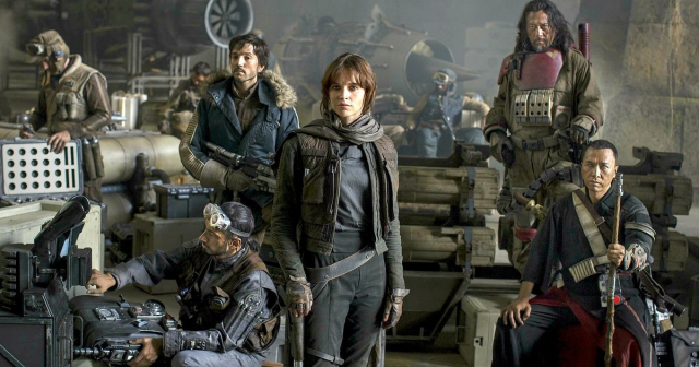 Rogue One Personagens