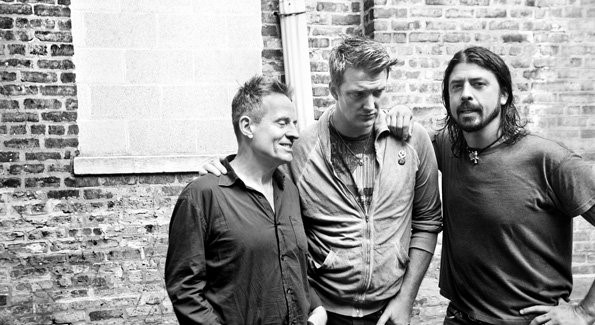 Banda Them Crooked Vultures