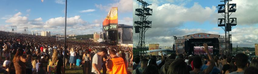 Público Geral - Lollapalooza Brasil 2017