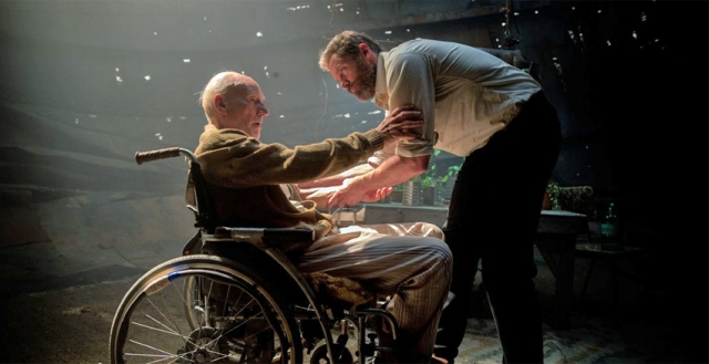 Logan e Xavier