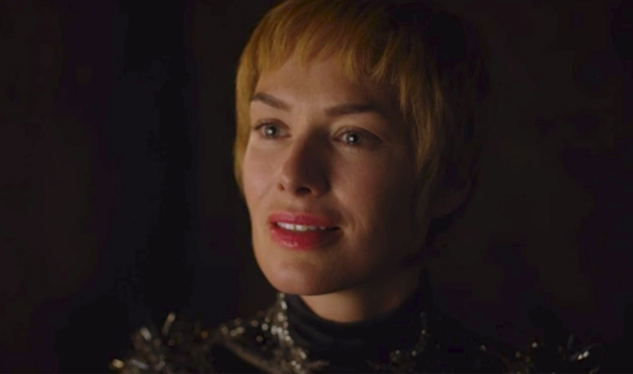 Cersei - Game of Thrones - The Queen Justice