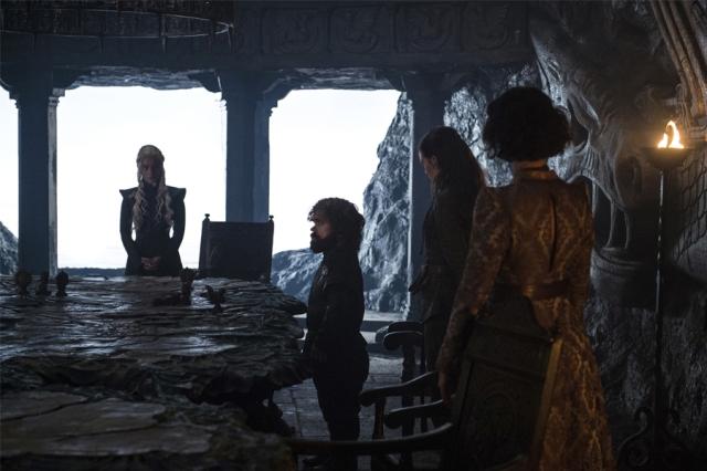 Estratégia - Daenerys