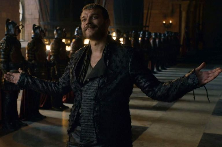 Euron Greyjoy - Game Of Thrones