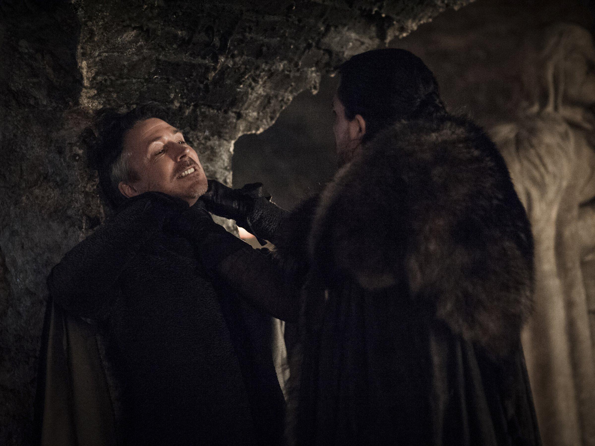 Jon Snow e Mindinho