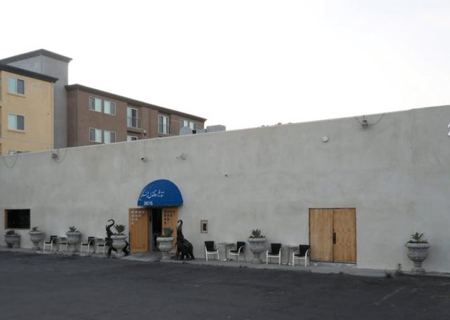 Rumbo Recorders em Canoga Park, Califórnia - estúdio de gravação do álbum Appetite For Destruction