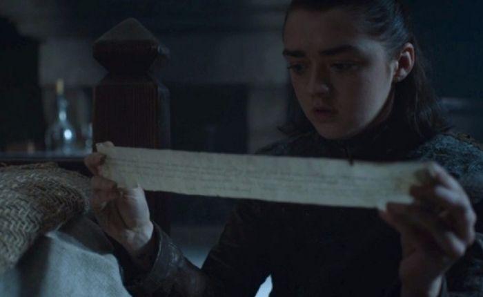 Arya - Game of Thrones S07E05