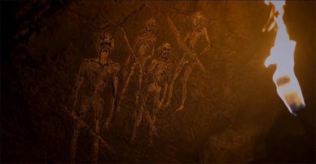 Caverna Pedra do Dragão - Game Of Thrones S07E04