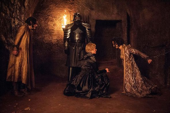 Cersei Lannister - The Queen Justice