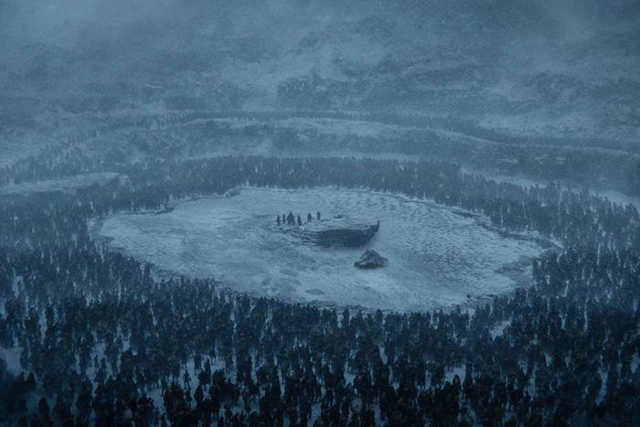 Encurralados - Game of Thrones S07E06