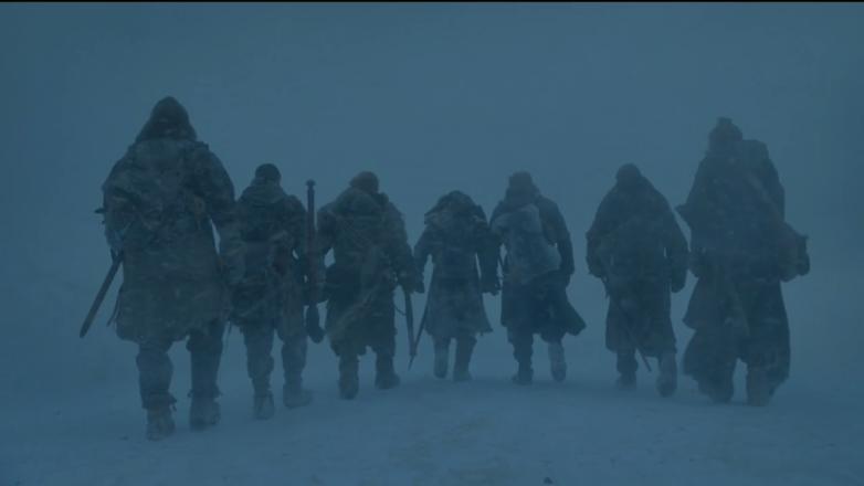 Esquadrão Suicida - Game of Thrones S07E05