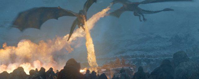 Fogo de dragão - Game of thrones s07e06