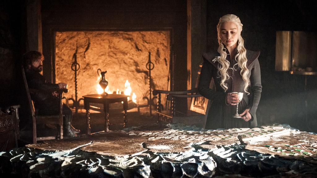 Tyrion e Daenerys - Game of thrones