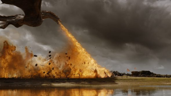 Dracarys - Game Of Thrones S07 E04