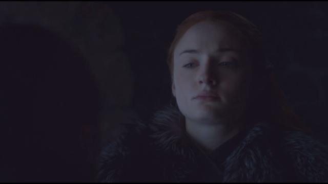 Sansa - Game of thrones S07E06