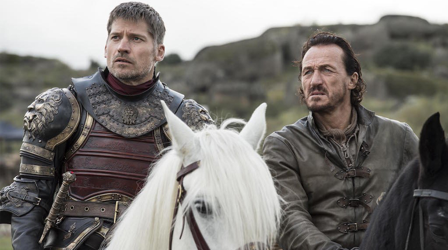 Jaime e Born - Game Of Thrones S07 E04