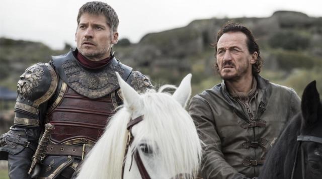 Jaime e Born - Game Of Thrones S07 E04