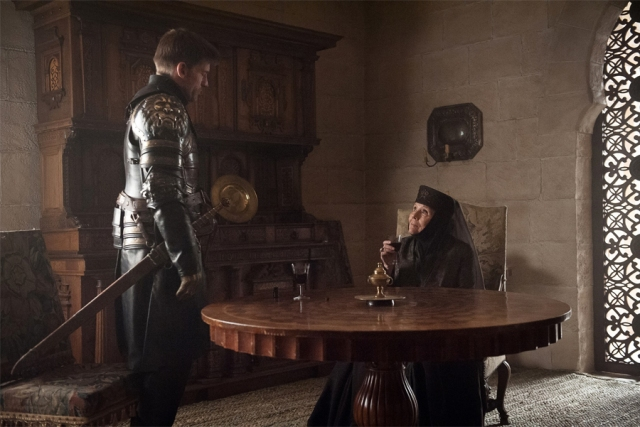 Jaime e Olenna - The Queen Justice