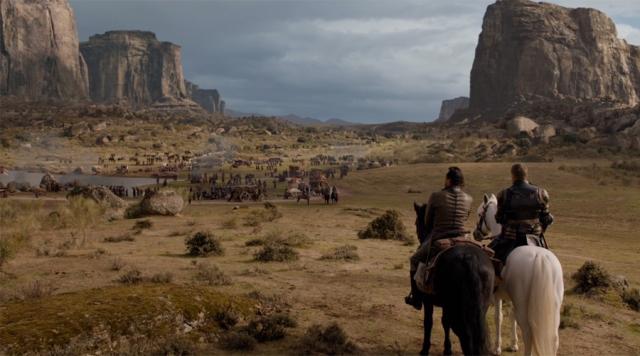 Jardim de Cima - Game Of Thrones S07E04