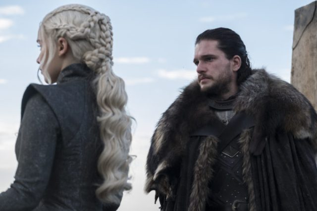 Jon vidro de dragão - The Queen Justice