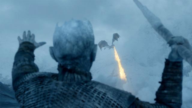 Rei da Noite - Game of Thrones S07E06