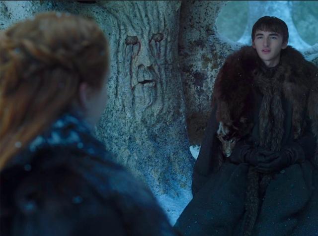 Sansa e Bran - The Queen Justice