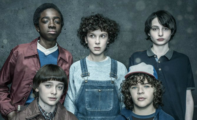 Stranger Things - elenco