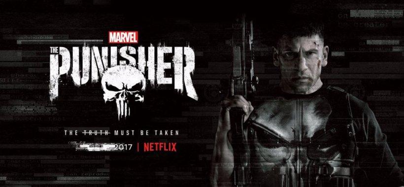 O justiceiro - Netflix