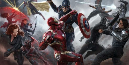 Civil War Black Panter