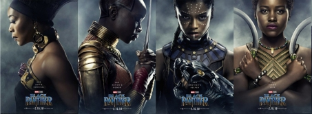 Mulheres-Pantera-Negra